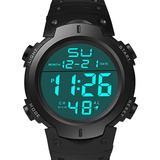 Reloj Digital Deportivo Tactico Militar Con Luz Nightshadow