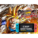 Dragon Ball Fighterz Nintendo Switch + Chip 8.0 Cfw