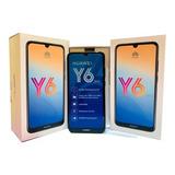 Disponible Y6 + Forro + Vidrio Templado 155greens