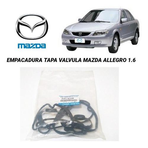 Empacadura Tapa Valvula Mazda Allegro 1 6  3705000 Cbhwn