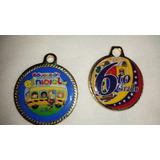 Medallas De Graduacion Vitrificada De 6to Grado Y Preescolar