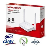 Modem Router Wifi 300 Mbps Mercusys Dlink Tp-link Aba Cantv