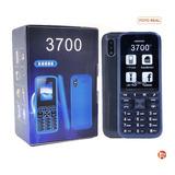 Telefono Basico Celular Nokia 3700 Doble Sim Liberado