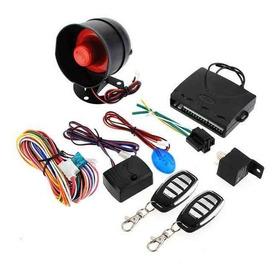 Alarma Carro Vehiculo Anti Escaner Y Robo 2 Controles Camion