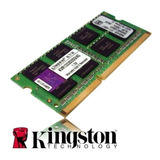 Memoria Ddr3 De 4gb Bus(10600 Y 12800) Para Laptop
