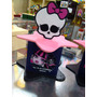 Cotillones Mdf Monster High Cajas