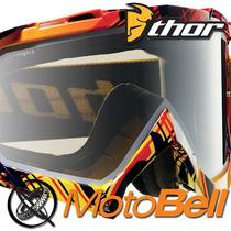 Lentes Thor Hero Stix Motocross Mx Enduro Downhill