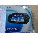 Psvita (playstation Vita) + Memoria 16 Gb+ 1 Juego