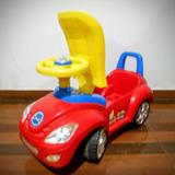 Carro Montable Para Niños Grande Con Deposito Y Sonido Luces