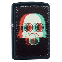 Encendedor Zippo Nuclear Mask 3d Ref. 29417