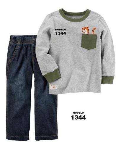 86c6e5d16 Ropa De Bebes Carters Conjuntos Para Niñas/niños Talla 12-24