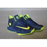 41e4b296a4a Kp3 Bota Nike Kevin Durant Trey 5 Azul  verde Niños Solo 34