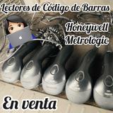 Lector De Codigo De Barras Metrologic Y Honeywell