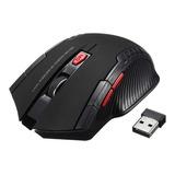 Mouse Gaming Inalambrico Optico Somos Tienda (15v)