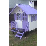 Casa Mansion Para Niñas Y Muñecas Grande En Madera