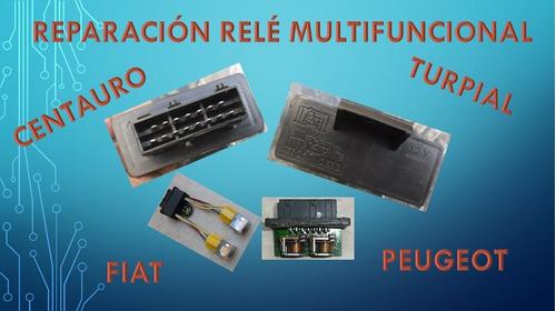 Relé Multifuncional Reparación