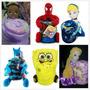 Cobija Niños Niñas Originales Disney, Marvel Y Nickelodeon.
