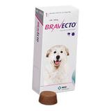 Bravecto Para Perros Antipulgas Y Garrapatas 40 A 56 Kg