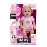 Muñeca De Juguete (bebé) Cod. 35805-4a / 35805-4o