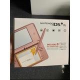 Dsi Xl Consola Nintendo Nueva De Paquete Originales