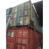 Contenedores Marítimos Container Y Trailer