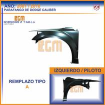 Guardafango O Parafango Del Izq Dodge Caliber 2007 Al 2010