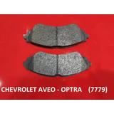 Pastilla De Freno  Chevrolet Aveo Optra Delanteras (7779)