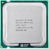 Procesadores Intel Core 2 Duo Y Pentium Serie E/socket 775