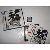 Pokemon White / Nintendo Ds - Como Nuevo!! ($30)