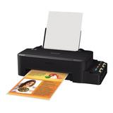 Impresora Epson L120 Sistema Tinta Continua Original Bagc