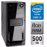 Cpu Core I5 8gb Ram 500 Gb  Calidad