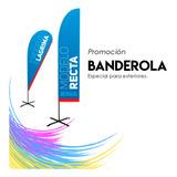 Banderola - Banderolas - Banderas Publicitarias
