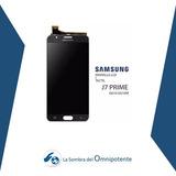 Pantalla + Tactil Samsung J7 Prime G610 G610m Tienda