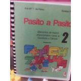 Libros De  Prescolar Pasito A Pasito 2