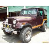 Jeep Cj Jeep