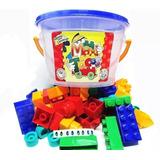 Legos Set De 58 Piezas, Bloques Armable De Juguete Didactico