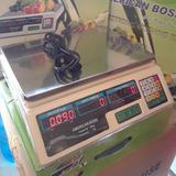 Peso Balanza 40k Digital Doble Pantalla 40kilos Nuevo