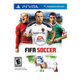 Juego Playstation Ps Vita Fifa Soccer Original Sellado