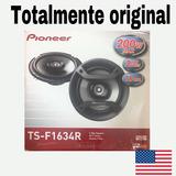 Cornetas Pioneer 6.5  200w 2 Way Spekers Modelo Pitsf 1634r