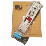 Control Remoto Directv Original Nuevo Con Baterias Grande