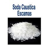 Soda En Escama También Para Piscinas C-a-u-s-t-i-c-a 99% 1kg