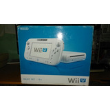 Nintendo Wii U 8gb + 22 Juegos + Hdd 160gb