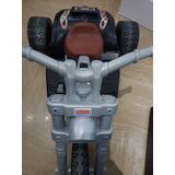 Moto Eléctrica Harley Davidson Power Wheels Fisher Price