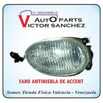 Faros Antinieblas De Accent