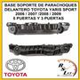 Base Soporte Parachoques Delantero Toyota Yaris 2006 2009 toyota Scion