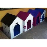 Casas Para Perros En Madera