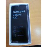 Samsung Galaxy A30 De 64g Y 4g Ram Con Todos Sus Accesorios