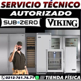 Servicio Tecnico Autorizado Viking Subzero Nevera Congelador
