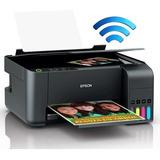 Impresora Epson L4150 Sistema Tinta Continua Orig Full Color