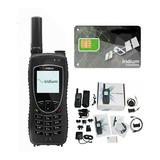 Teléfono Satelital & Recargas Iridium- Sim Card Gratis